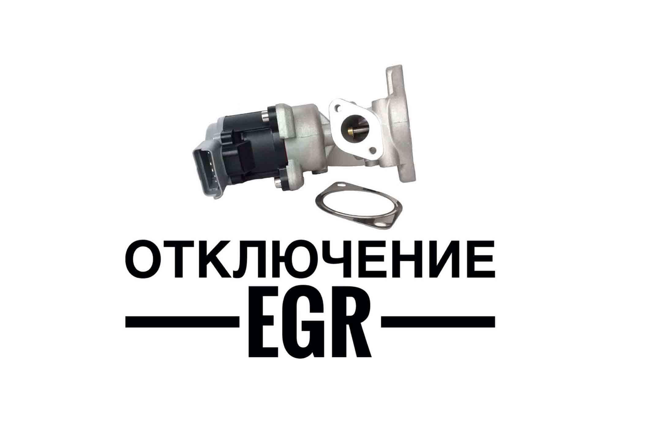Отключение EGR для Land Rover плюсы и минусы